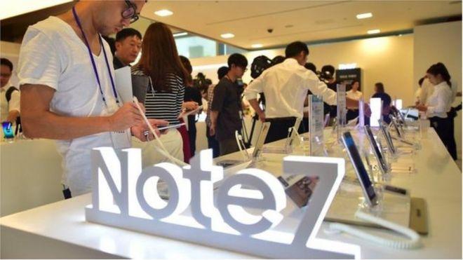 Sự cố Galaxy Note 7 'tác động tới kinh tế VN'?