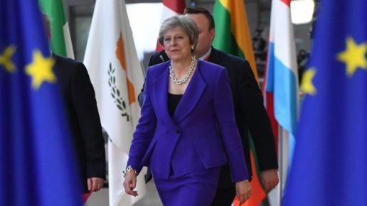 Bildergebnis für EU Leaders to Sign off Historic Brexit Deal at Special Summit