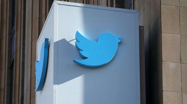 Siedziba Twittera 25 października 2013 r. W San Francisco w Kalifornii