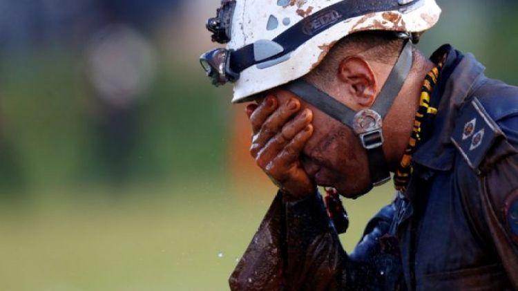 Integrante das equipes de resgate às vítimas da tragédia em Brumadinho