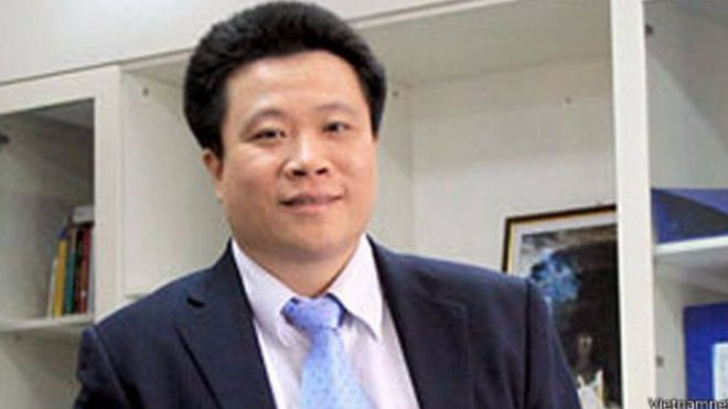 Ông Hà Văn Thắm từng thuộc trong số 10 người giàu nhất xét trên giá trị vốn hóa cổ phiếu tai Việt Nam