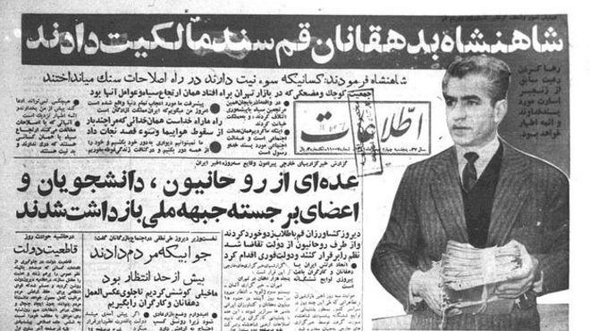 Shah land reforms