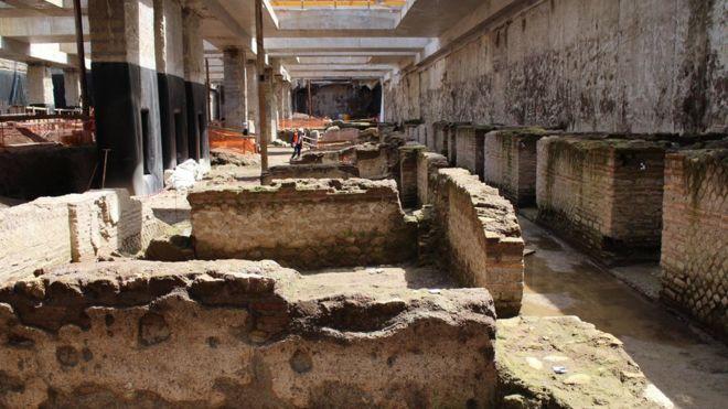 View of Amba Aradam ruins