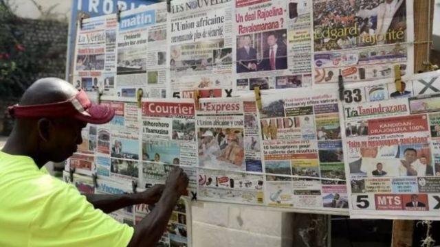 Le coronavirus a un impact sur la presse africaine