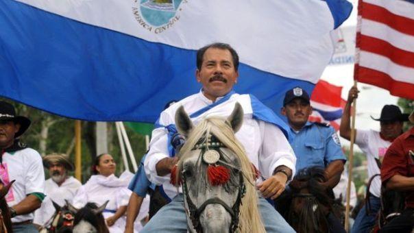 Daniel Ortega en 2006