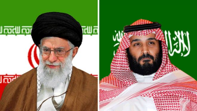 Can there be a direct war between Saudi Arabia and Iran?