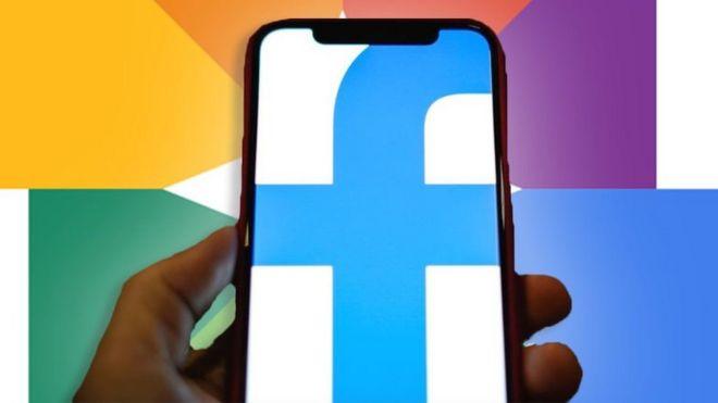Facebook on Google Photos
