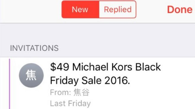 Apple Iphone Owners Are Reporting A Rise In Unwanted Event Invitations Appearing Their Calendars