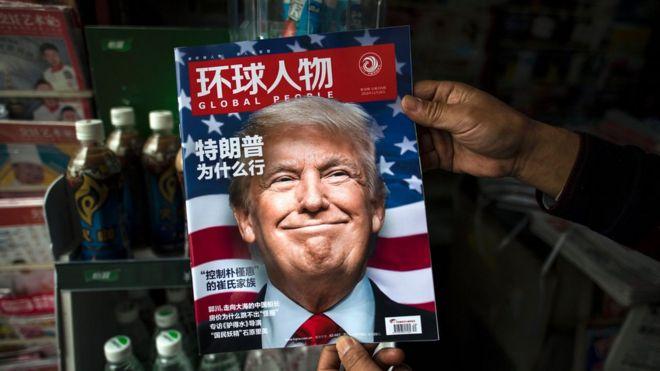 Chiến thắng của ông Donald Trump được Trung Quốc quan tâm