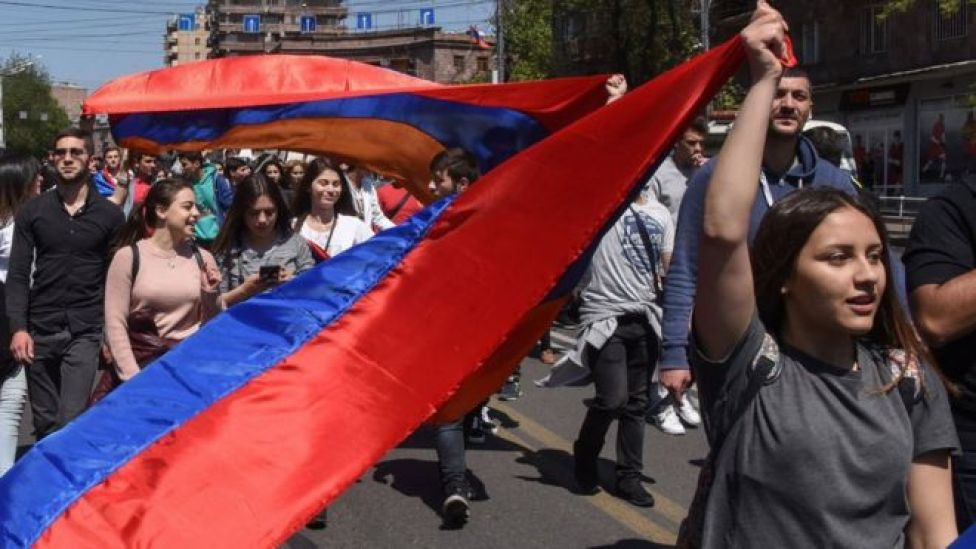 Erivan 23 Nisan