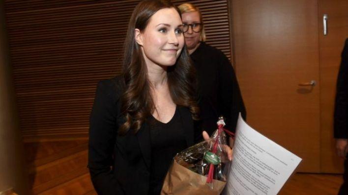 34 yaşındaki Sanna Marin görevdeki en genç başbakan olacak.
