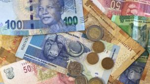 Image result for South Africa's Rand