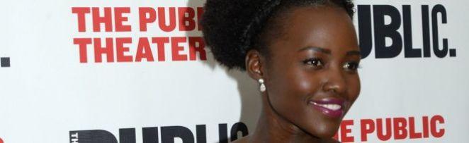 Kenya's Oscar-winning actress Lupita Nyong'o