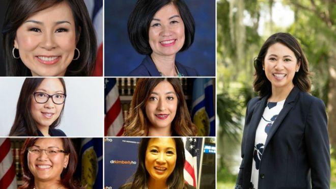 Năm 2016 là năm đặc biệt thành công cho các ứng viên nữ gốc Việt trên chính trường Hoa Kỳ
