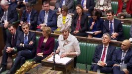 Image result for Brexit: MPs vote on changes to PM May's plan