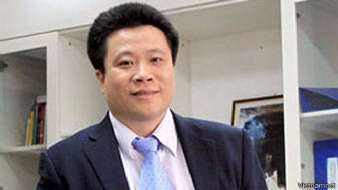 Ông Hà Văn Thắm từng năm trong số 10 người giàu nhất xét trên giá trị vốn hóa cổ phiếu tai Việt Nam