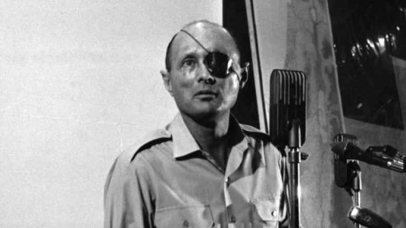 Moshe Dayan, 1967