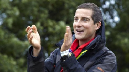Bear Grylls Chief Scout
