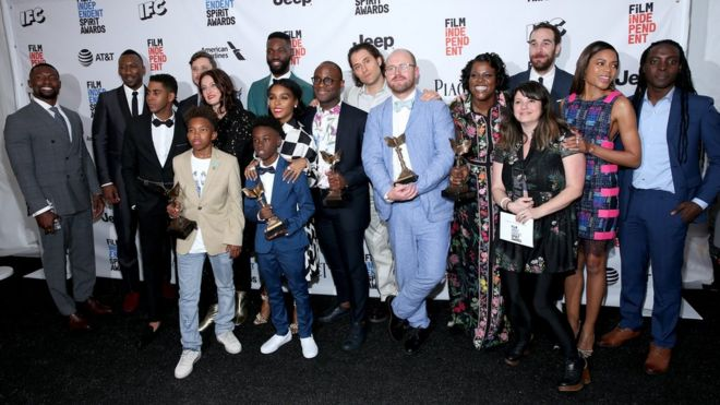 Moonlight creators and cast