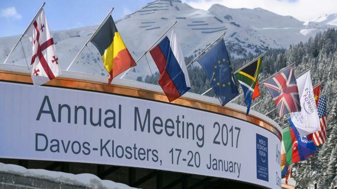 Local onde vai ocorrer o encontro na Suíça