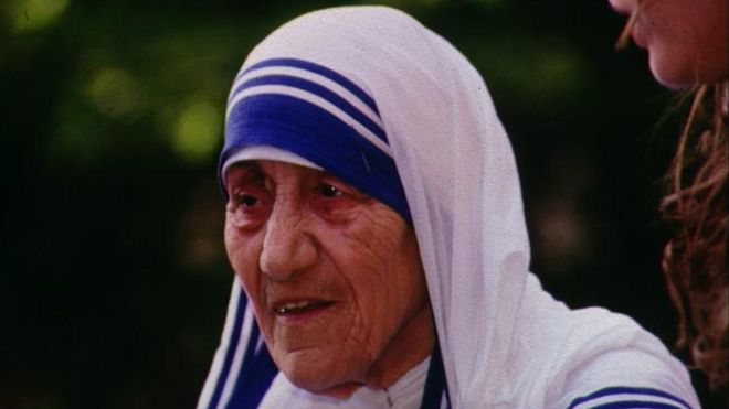 mother teresa to be