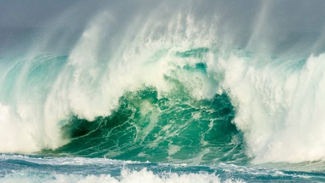 rogue waves occurring less