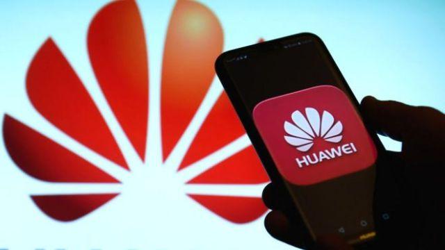 Huawei 5G Phone Logo