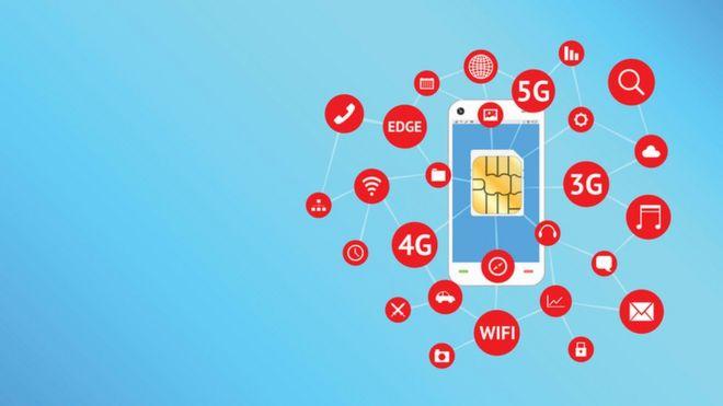 Redes 4G 5G