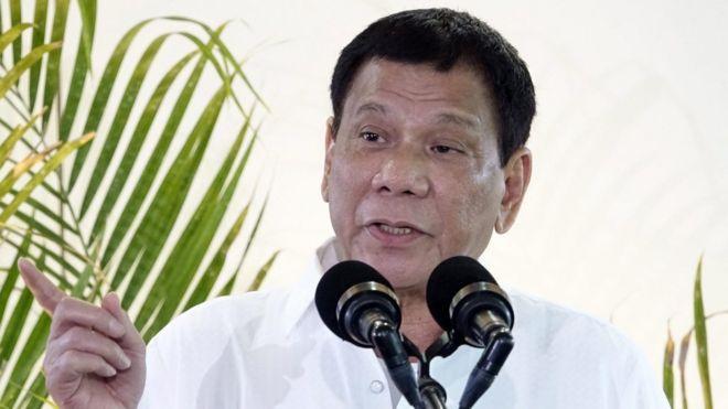 Tổng thống Duterte tại Hội nghị Thượng đỉnh APEC