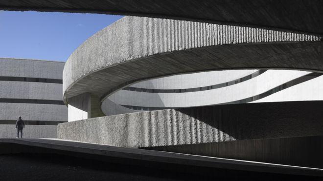 Faculty of Fine Arts , University of La Laguna by gpy arquitectos