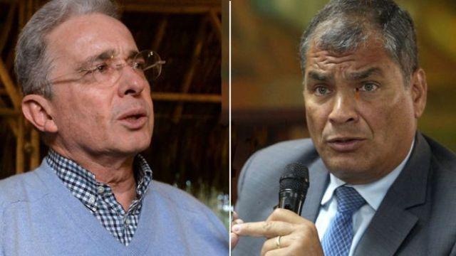 Uribe y Correa