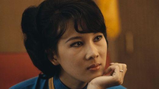 Bà Đặng Tuyết Mai năm 1966