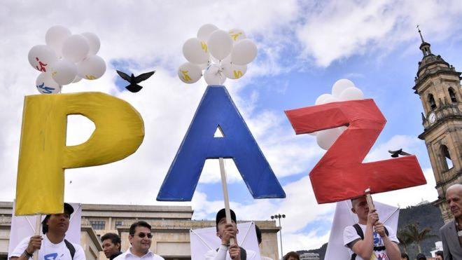 Resultado de imagen para plebiscito en colombia