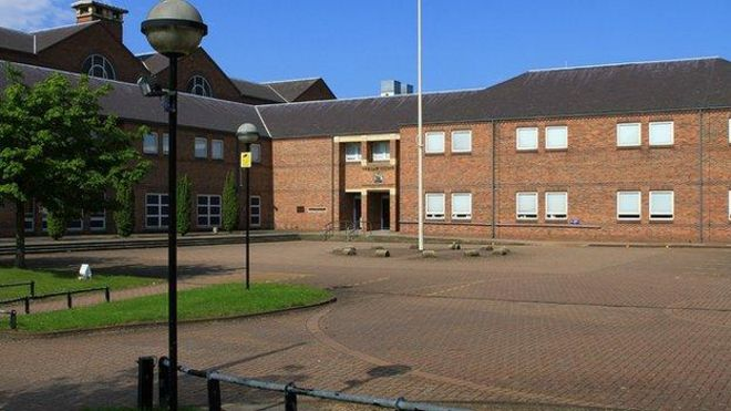 Norwich Crown Court