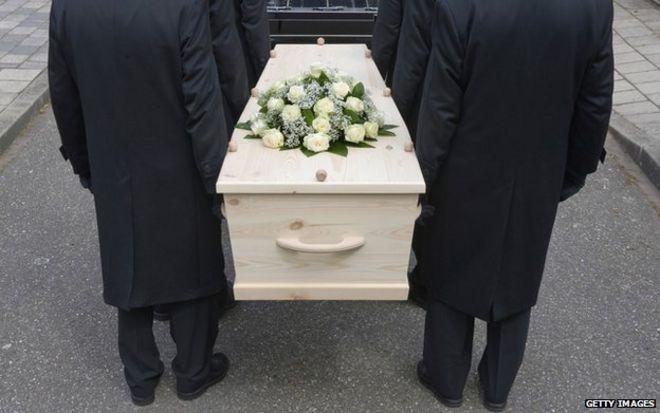 happy funerals a celebration