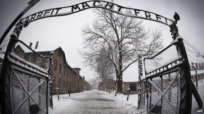 Auschwitz-Birkenau, January 2015