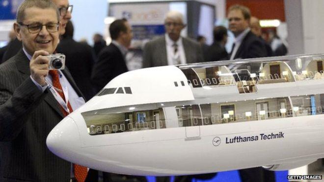 lufthansa makes flight booking
