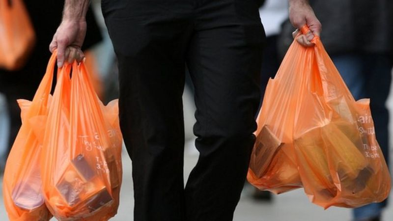Sainsbury's plastic bags