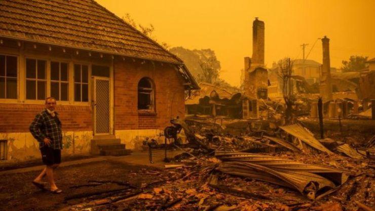 Australia Bushfires: Worse To Happen, Weather Forecast. 8