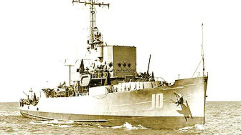 Tàu Hải quân VNCH trong Hải chiến Hoàng Sa 1974