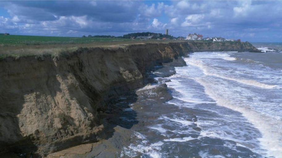 Eroding-Uk-Coastline