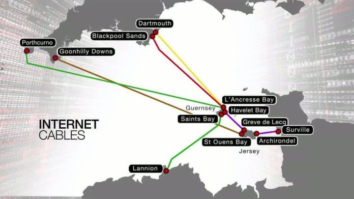 Undersea cable break: Four things you wanted to know - BBC News