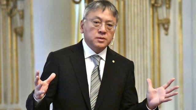 Sir Kazuo Ishiguro