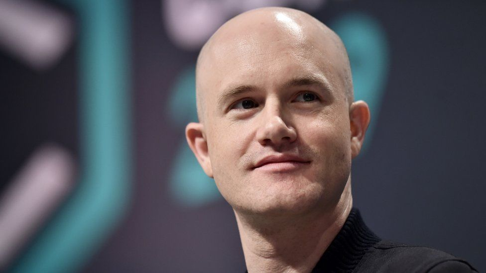 Coinbase Founder and CEO Brian Armstrong attends Consensus 2019 at the Hilton Midtown on May 15, 2019 in New York City