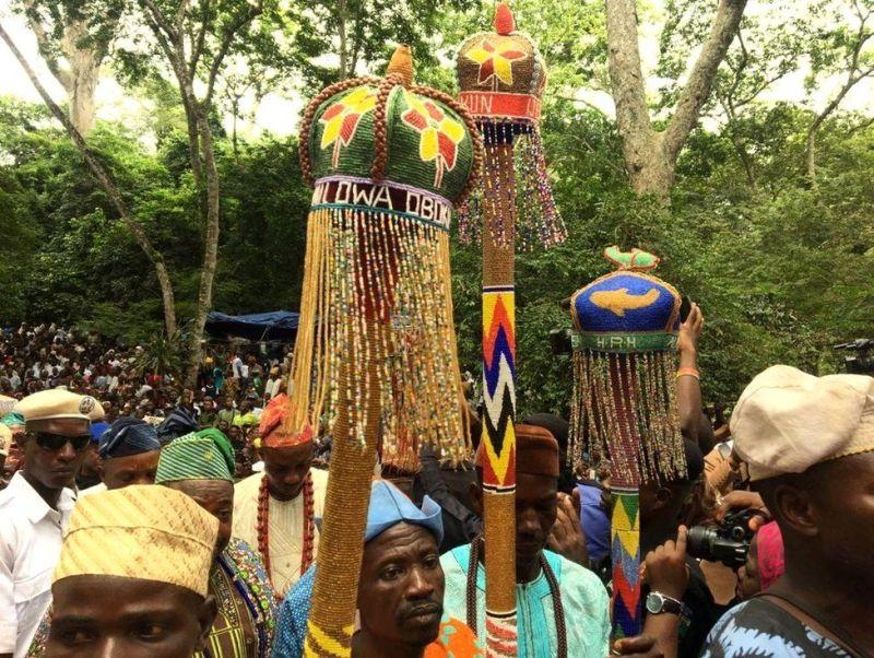 The Nigerian Festival