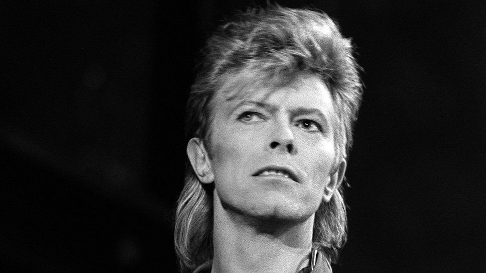 trendsetter david bowie and