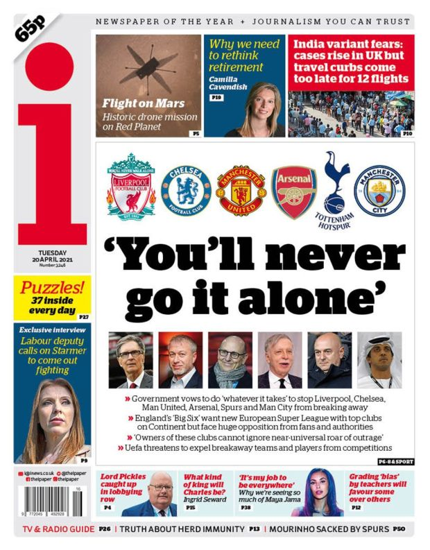 i front page 20.04.21