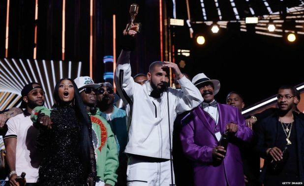 Nicki Minaj, Lil Wayne, Drake and his father