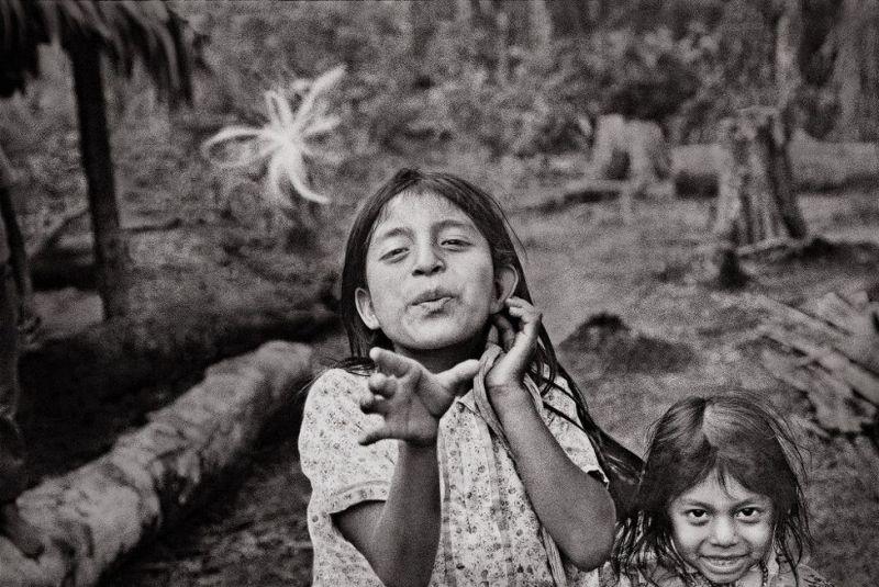 """""""La semilla"""", Marqués de Comillas, Chiapas, 1983."""
