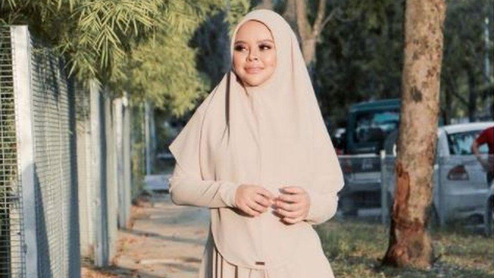Malaysian singer Siti Sarah Raisuddin